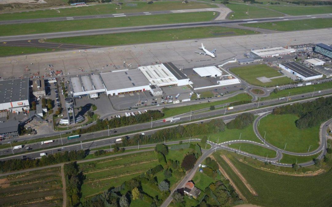 L'activité cargo de Liège Airport atteint un tonnage record