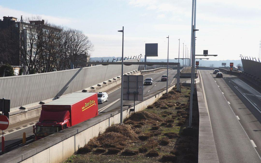 """L'alternative du tunnel sous Robermont choisie par le bourgmestre à la place de la liaison CHB? """"Irréalisable !"""""""