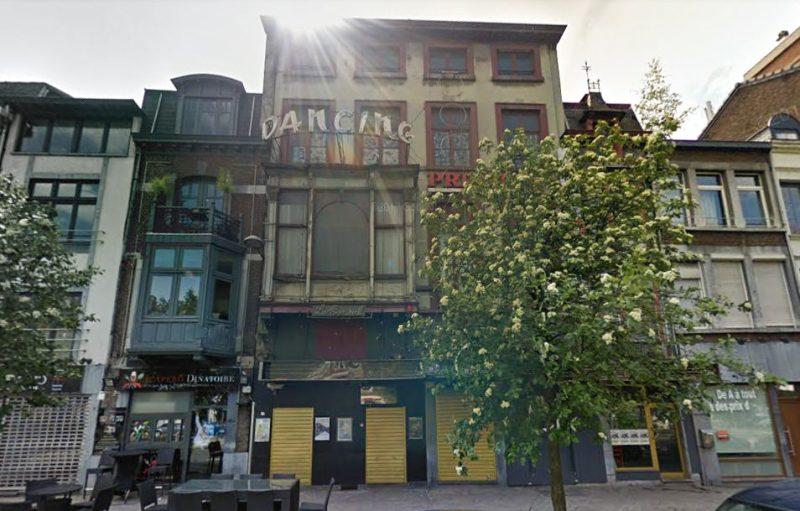 """Nouveau concept pour relancer l'ancienne discothèque """"Champs Élysées"""" boulevard de la Sauvenière"""