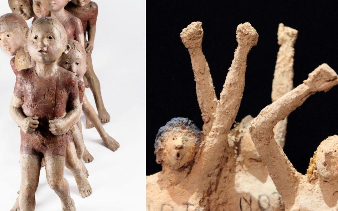 Rétrospective des sculptures de Mady Andrien à la Boverie