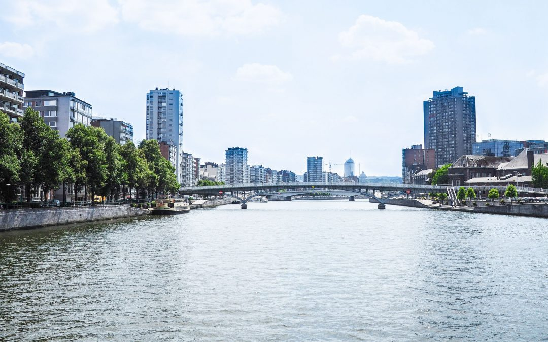 Les Liégeois auront-ils leur piscine en plein air sur la Meuse?