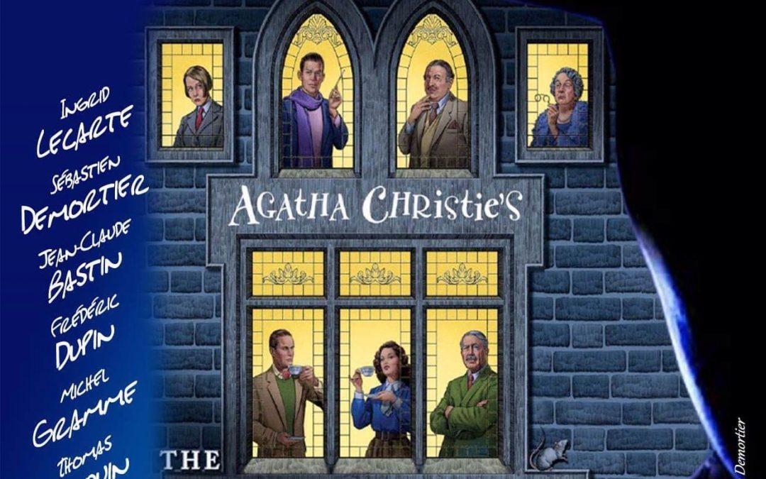 Agenda ► The Mousetrap d'Agatha Christie