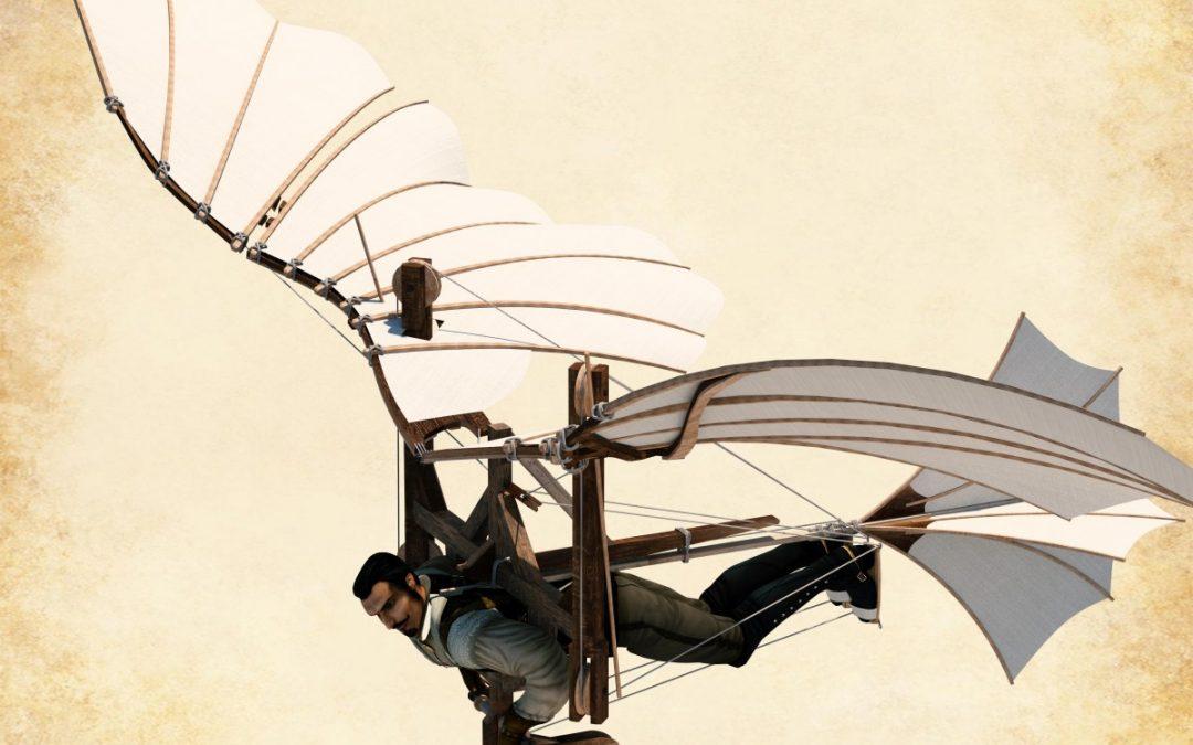 Agenda ► Leonardo Da Vinci – Testez les machines du celebre genie