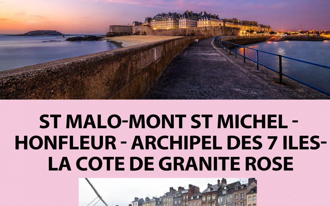 Agenda ► Entre Bretagne et Normandie – Excursion culturelle