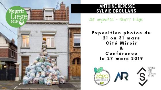 Agenda ► CONFÉRENCE ET EXPOSITION PHOTO D'ANTOINE REPESSÉ & ZEROCARABISTOUILLE