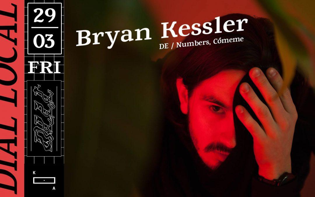 Agenda ► Dial Local w/ Bryan Kessler