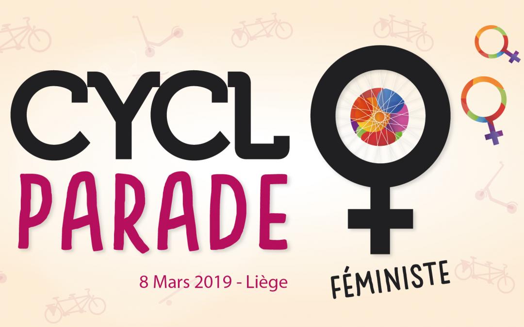 Agenda ► Cycloparade féministe 2019