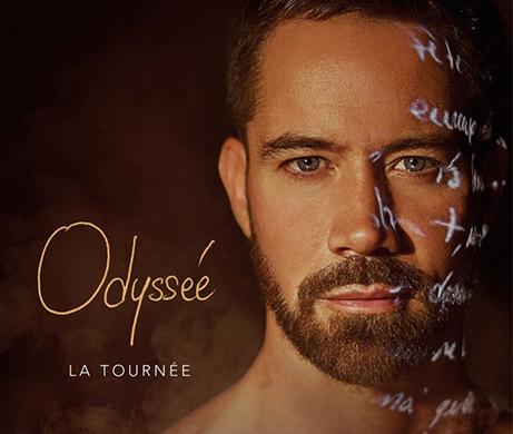 Agenda ► EMMANUEL MOIRE – Odyssée – la tournée
