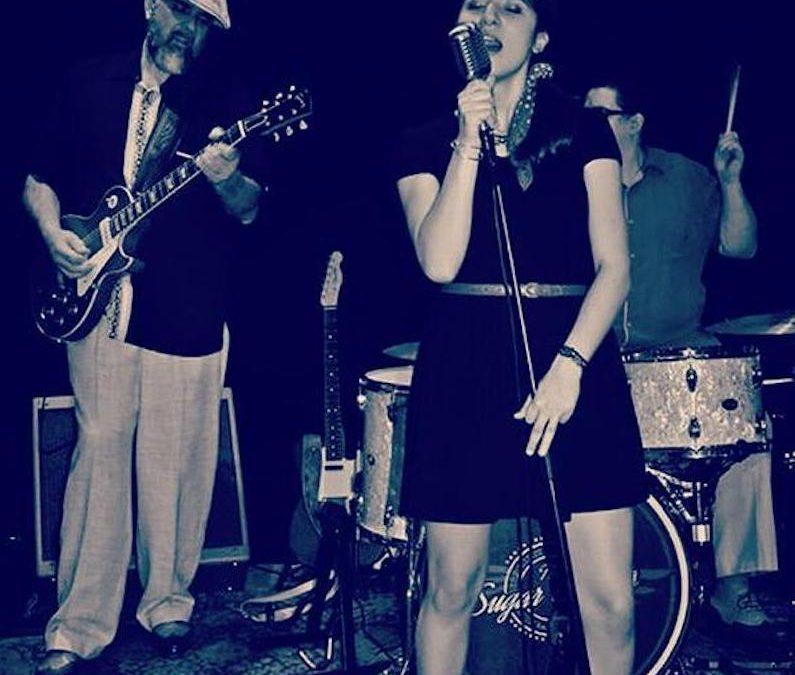 Agenda ► Elise & the Sugarsweets (F) blues