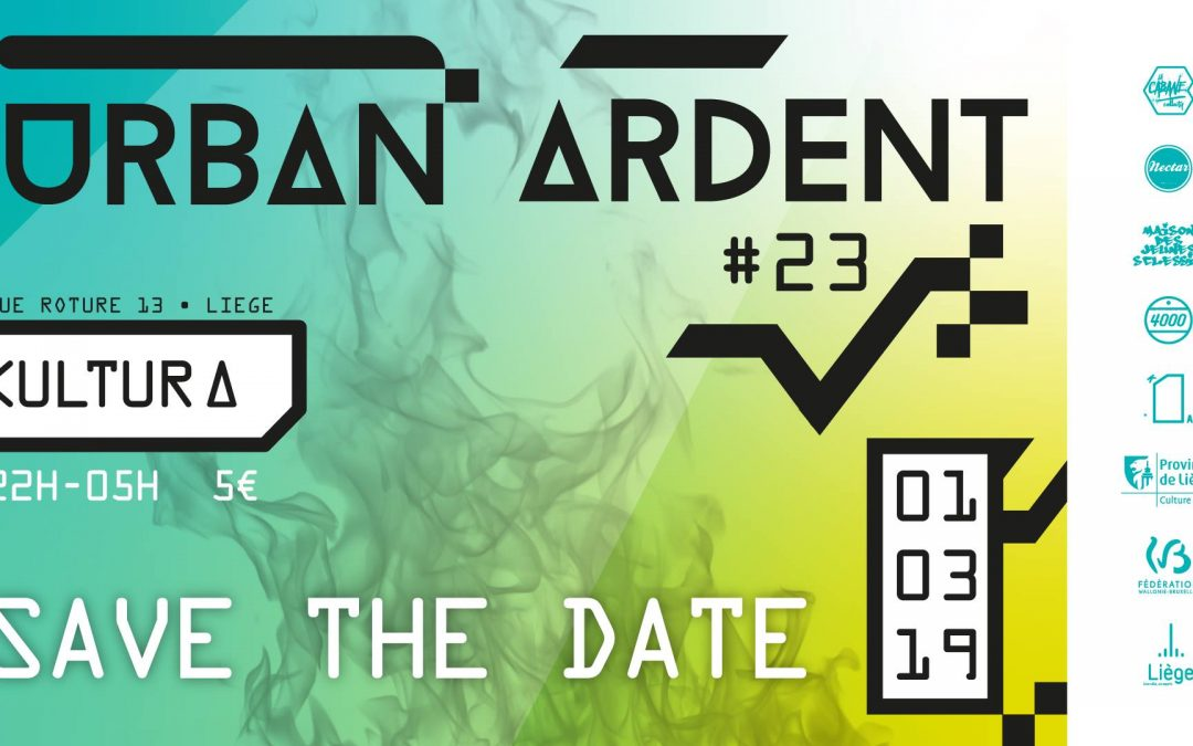 Agenda ► URBAN Ardent 23# • Hip-Hop Party