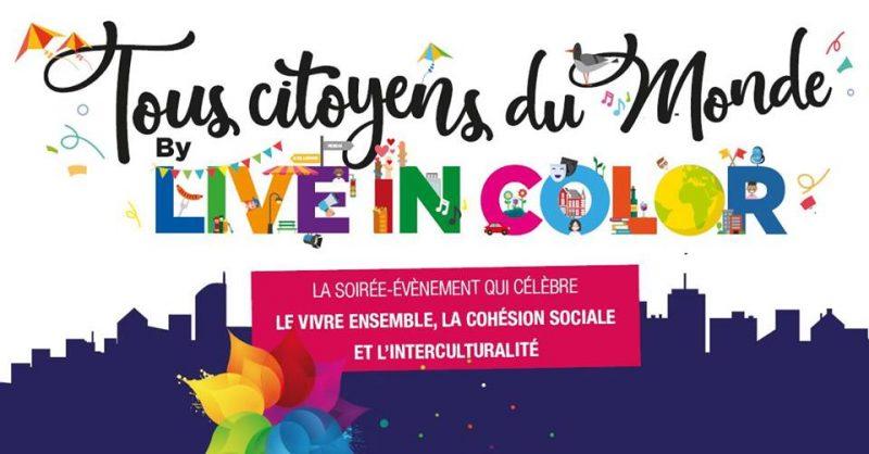Agenda ► Tous Citoyens du Monde by Live in Color