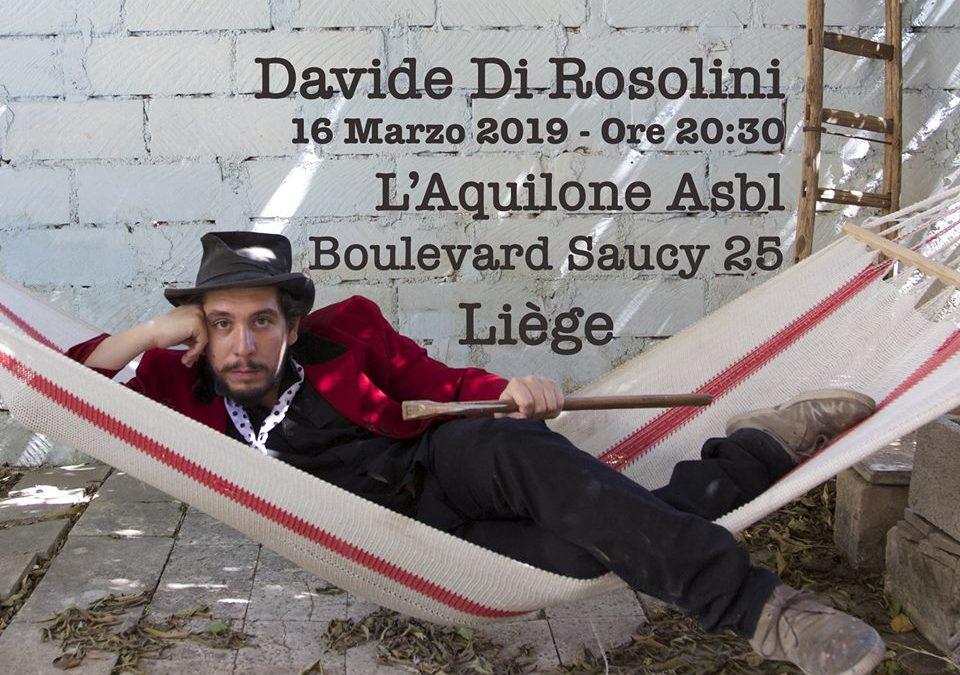 Agenda ► Davide Di Rosolini