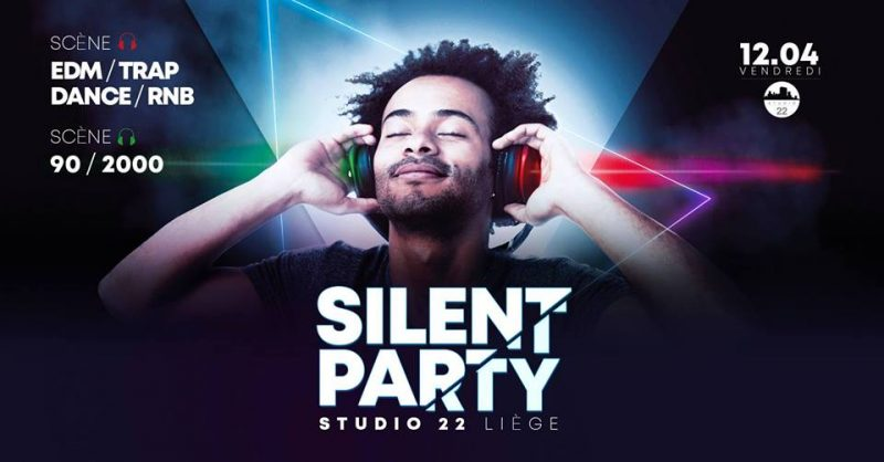 Agenda ► Silent PARTY LIÈGE