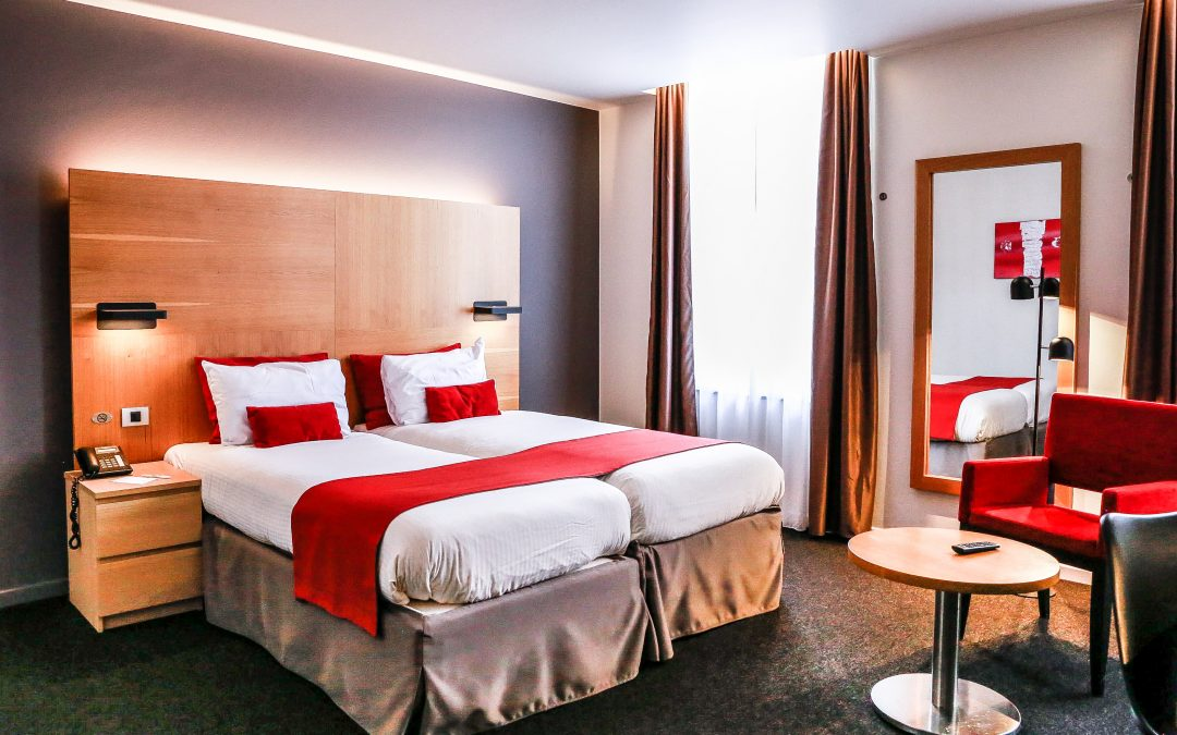 Guillemins: l'hôtel de la Couronne est à vendre chambre par chambre