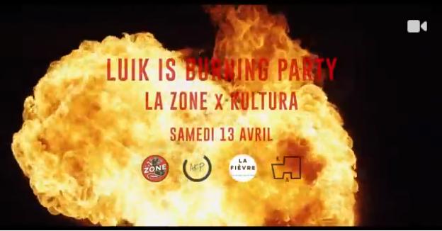 Agenda ► Luik is Burning