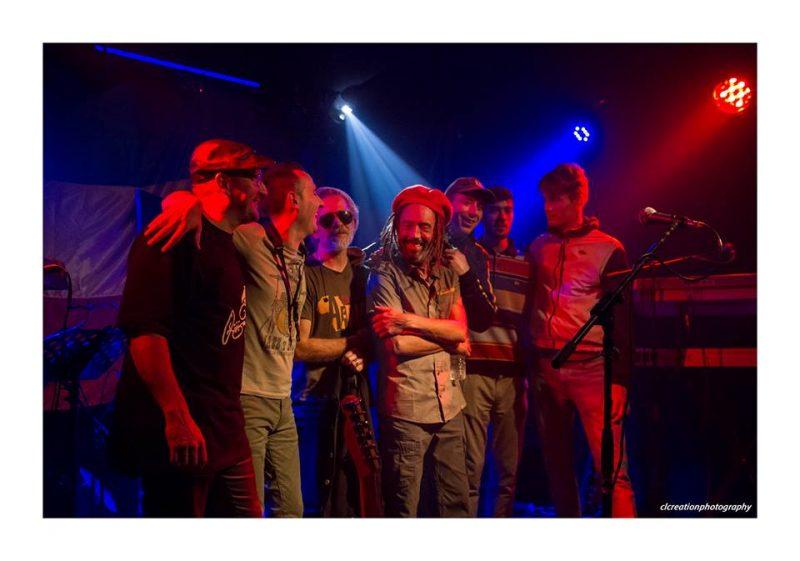 Agenda ► Roots Warriors – Reggae roots