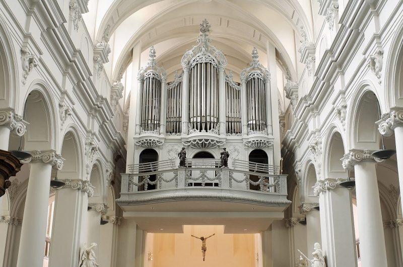 Agenda ► Visite guidée d'un orgue sur rendez-vous