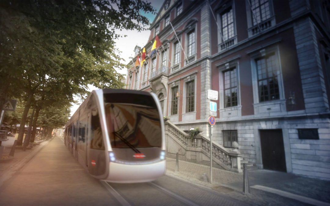 Le marché du tram attribué à une société qui n'a pas respecté le cahier des charges à Flémalle