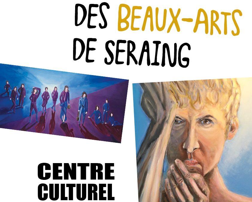 Agenda ► Exposition de l'Ecole des Beaux-Arts de Seraing