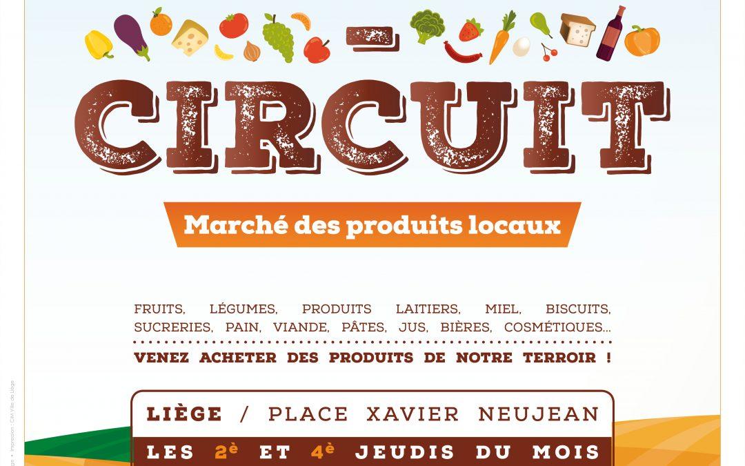 Agenda ► Court-Circuit, le marché des producteurs locaux