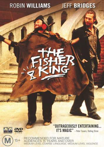 Agenda ► Ciné Club : The Fisher King