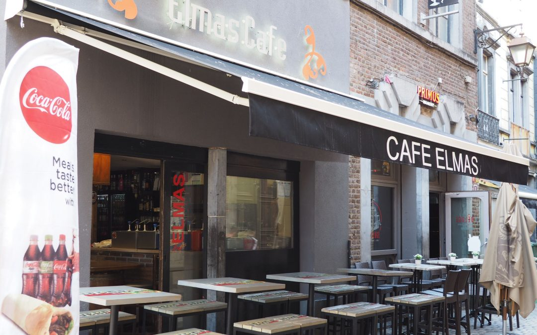 Carré: le café-pita Elmas reçoit un ordre de fermeture pendant un mois