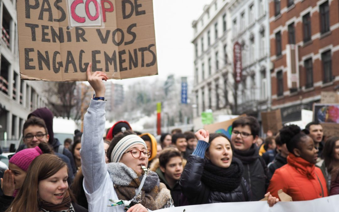 """""""Liège pour le Climat"""" organise une marche ce 31 mars"""
