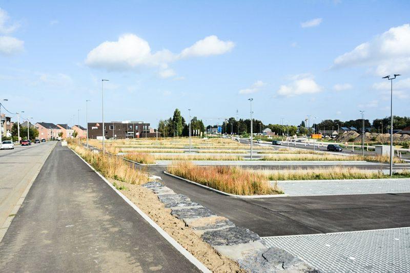 Le parking-relais (P+R) de Sainte-Walburge, terminé depuis des mois, sera ouvert et gratuit le 1er avril