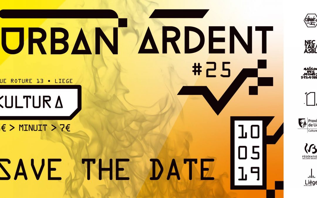 Agenda ► URBAN Ardent 25 • Hip-Hop Party