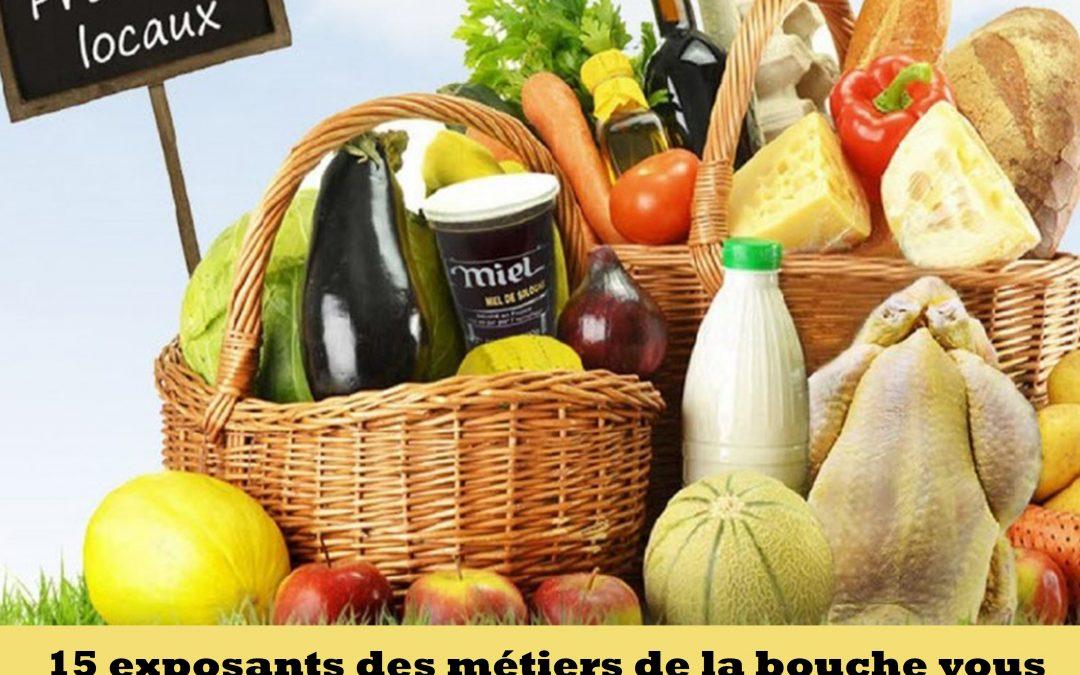Agenda ► Marché des saveurs
