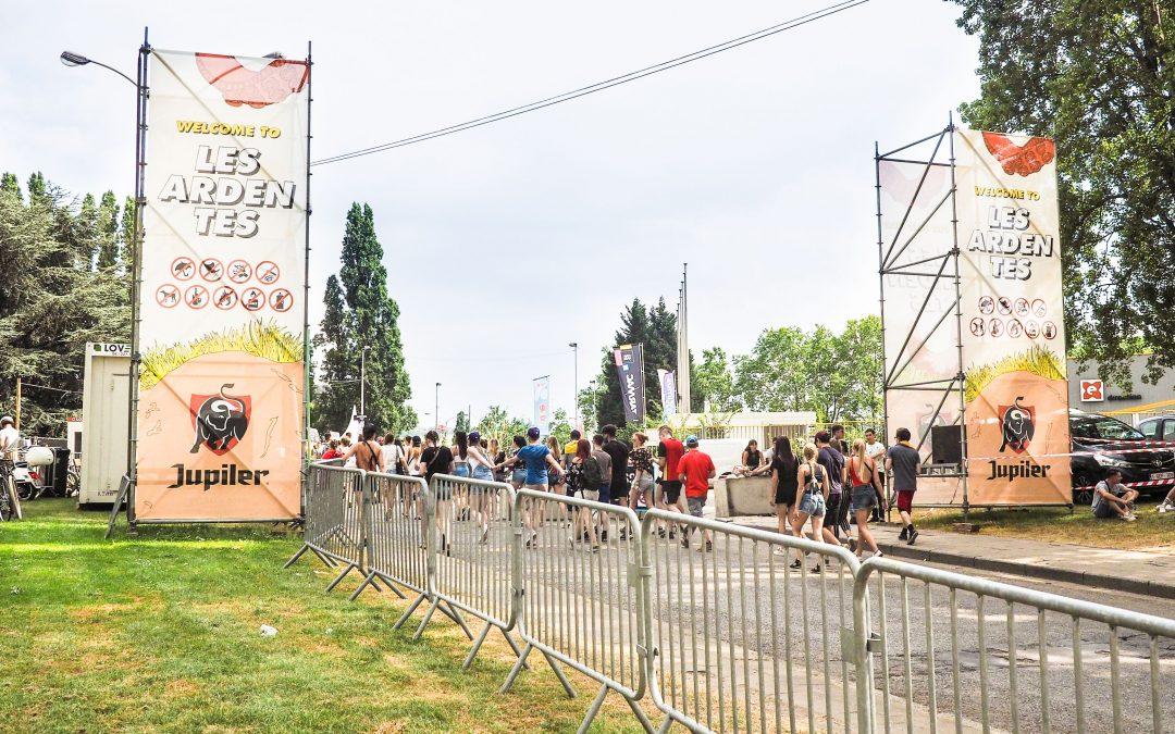Le prix du pass 4 jours pour le festival les Ardentes augmente de 25€