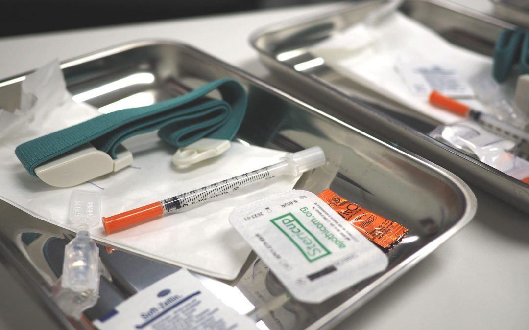 Le gouvernement wallon octroie 830.000€ à la salle de consommation encadrée pour toxicomanes