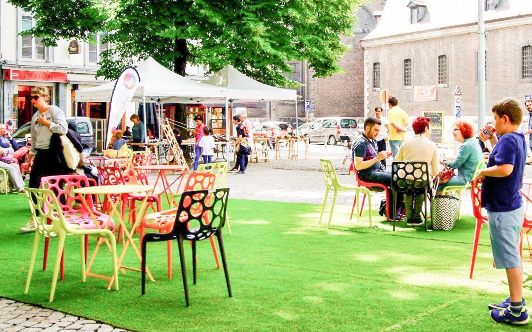 Voici la liste des activités proposées gratuitement tout l'été sur 4 places du centre-ville