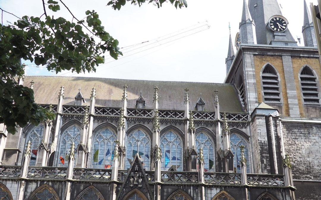 Après l'incendie de Notre-Dame de Paris, on s'interroge forcément à propos de la Cathédrale de Liège
