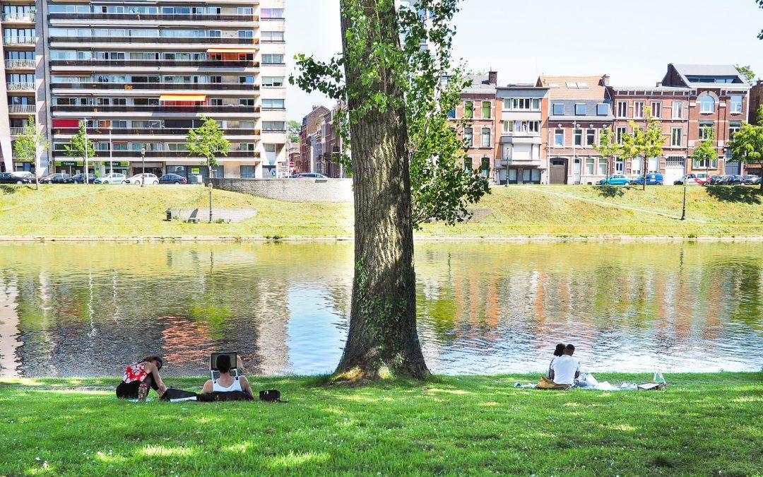 Assécher la Dérivation pour regagner des milliers de mètres carrés d'espaces verts ?