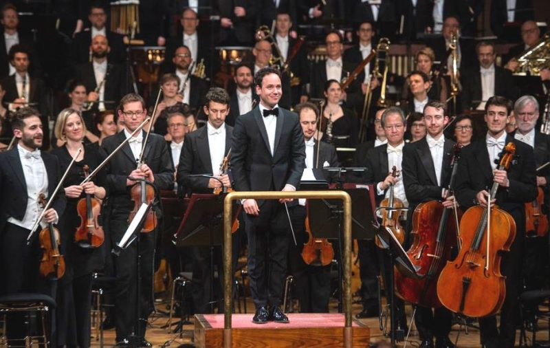 (R)évolution: nouveau directeur musical et nouvelle saison à l'OPRL