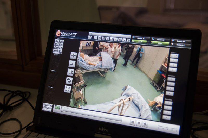 Barbou laboratoire de simulation