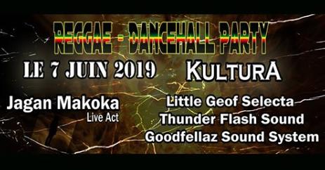 Agenda ► Reggae – Dancehall Party