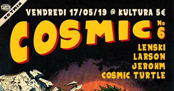 Agenda ► Cosmic 6