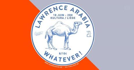 Agenda ► Lawrence Arabia + Whatever!
