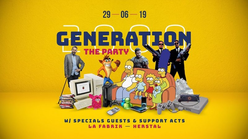 Agenda ► Generation 2000 – The Party