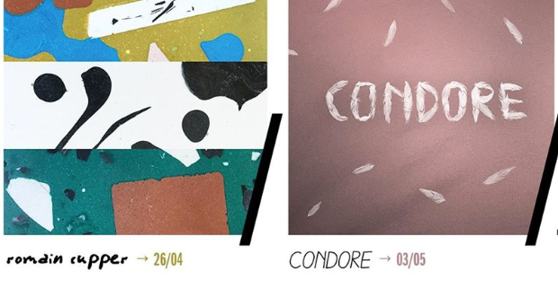 Agenda ► Romain Cupper + Condore : Release party !