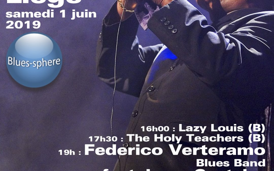 Agenda ► Djud'la Blues, festival gratuit en Outremeuse