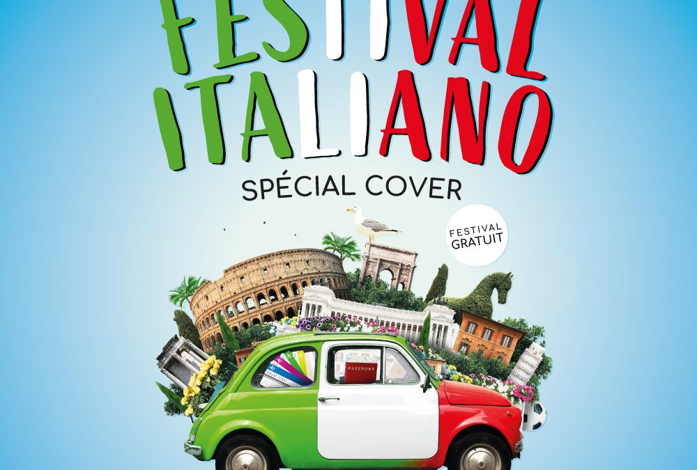 Agenda ► Festival italiano Spécial Cover