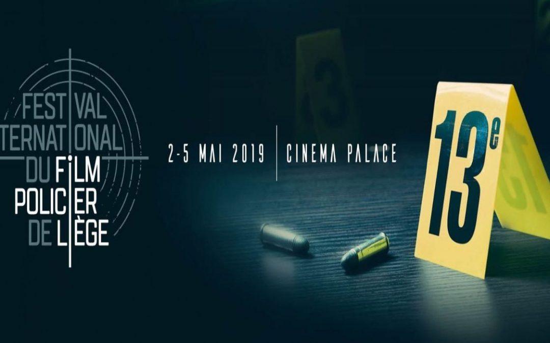 Palmarès de la 13ème édition du festival international du film policier de Liège