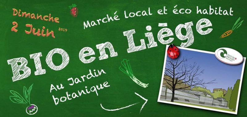 Agenda ► Bio en Liège 2019