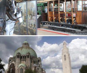 Agenda ► Du Musée des Transports au Mémorial de Cointe en autobus ancêtre