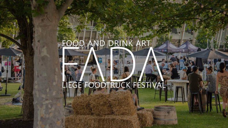 Agenda ► FADA Liège Food Truck Festival