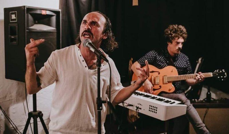 Agenda ► franZemois (B) poésie en musique (« post-pop-psyché-rock »)