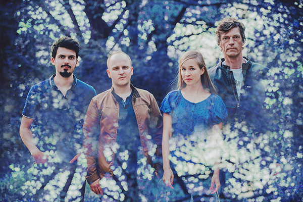 Agenda ► Veronika Harcsa – Balint Gyemant Quartet